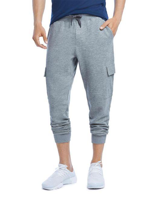 2xist - Blue Cargo Jogger Sweatpants for Men - Lyst