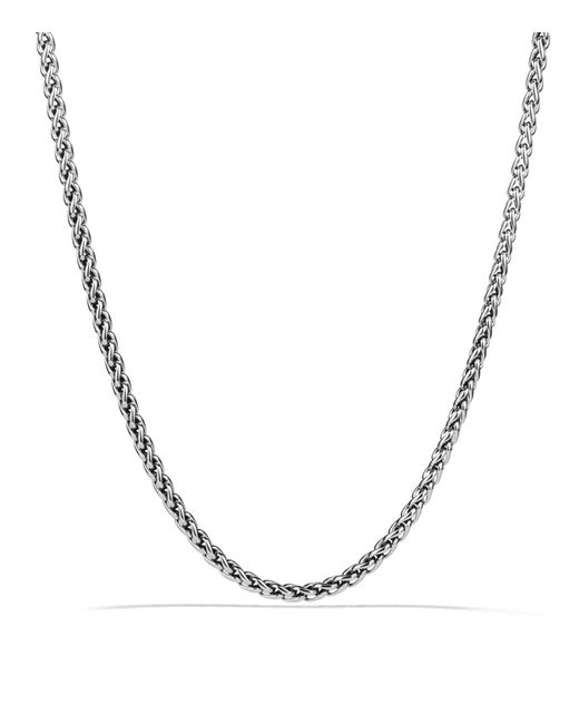 "David Yurman | Metallic 16"" for Men 