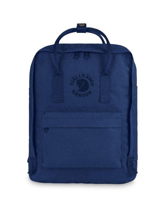 Fjallraven - Blue Water-resistant Re-kanken Backpack for Men - Lyst