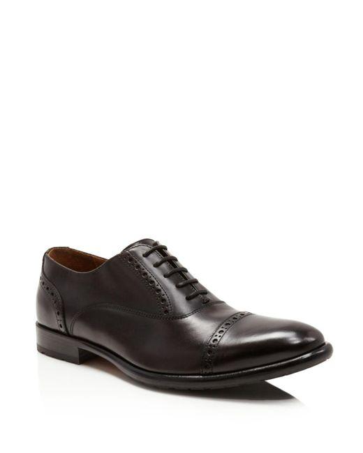 Bruno Magli   Black Men's Pisa Derby Shoes for Men   Lyst