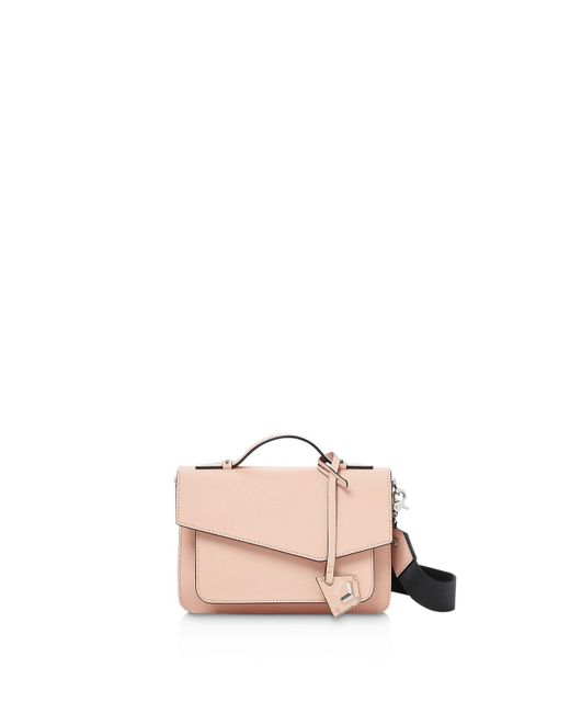 Botkier - Red Cobble Hill Leather Crossbody - Lyst