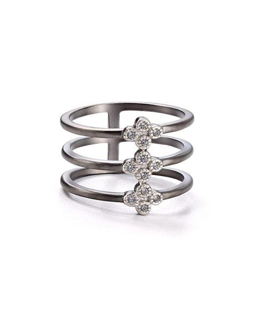 Freida Rothman - Metallic If Caged Ring - Lyst