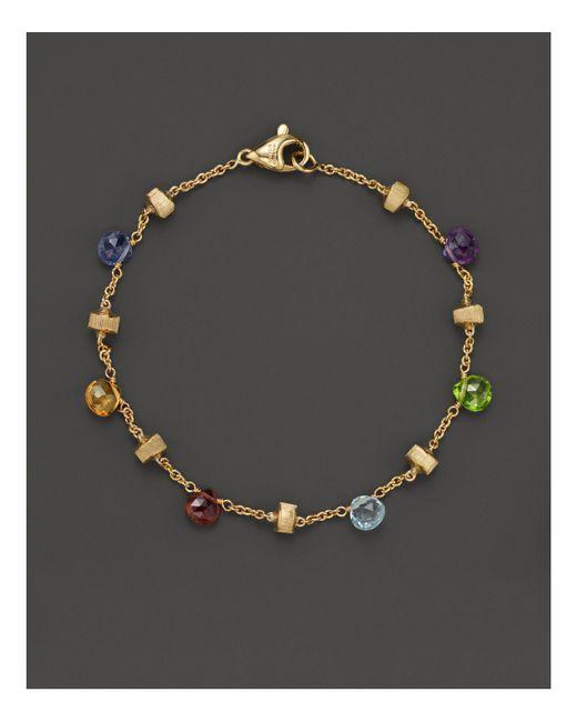 Marco Bicego | Metallic Paradise Mixed Sapphires Bracelet | Lyst