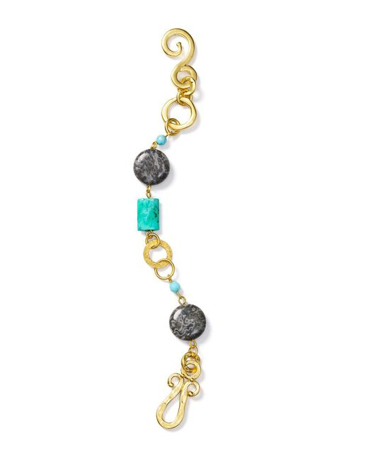 Stephanie Kantis | Metallic Blossom Bracelet | Lyst