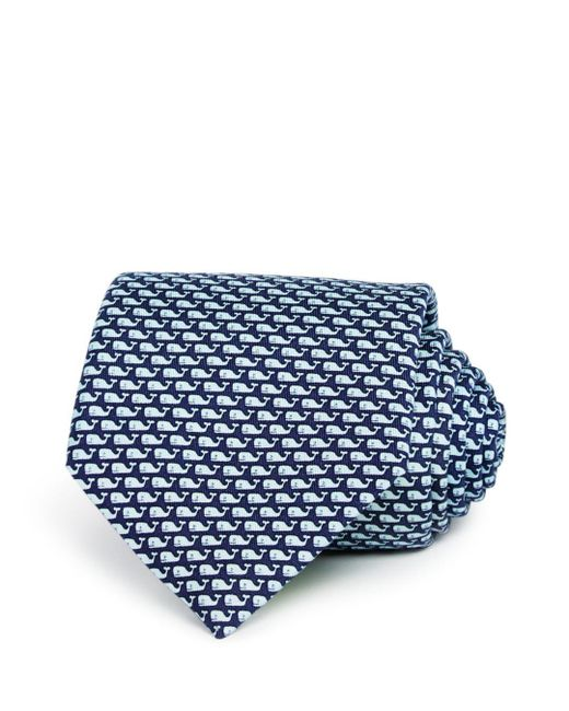 Vineyard Vines - Blue Whale Classic Tie for Men - Lyst