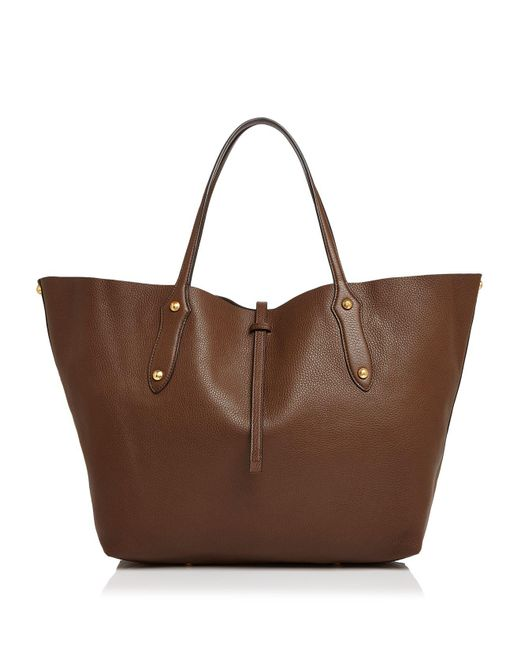 Annabel Ingall | Blue Isabella Large Leather Tote | Lyst