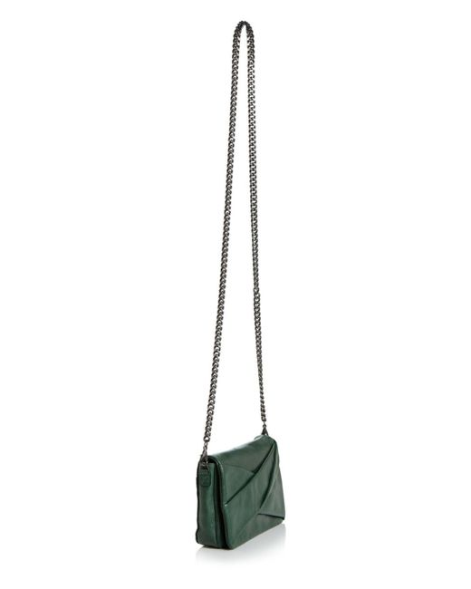 afedea0201 ... Halston Heritage - Multicolor Grace Small Bow Convertible Leather  Crossbody - Lyst