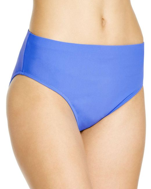 Gottex - Blue Tutti Frutti Clean Finish High Waist Tankini Bottom - Lyst