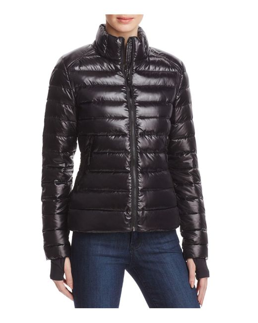 Sam. | Black Sundown Quilted Down Jacket | Lyst