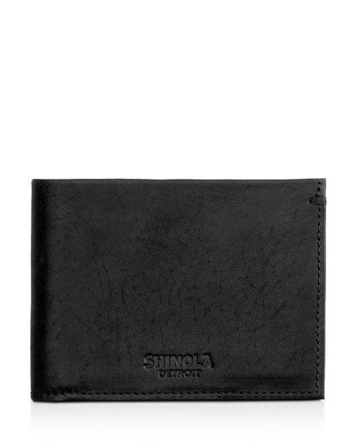Shinola - Blue Slim Bifold Wallet for Men - Lyst