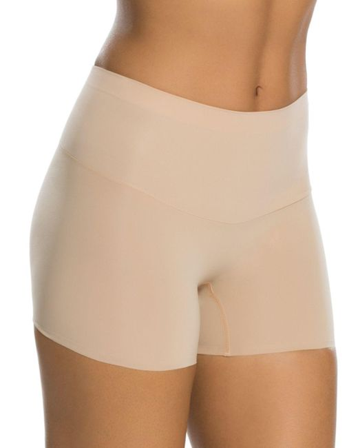 Spanx - Natural Shape My Day Girl Shorts - Lyst