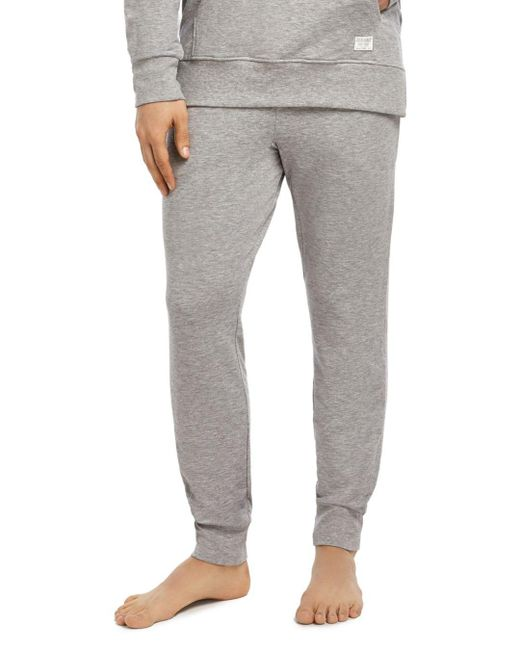 2xist - Gray 2(x)ist Modern Essential Slim Fit Jogger Pants for Men - Lyst