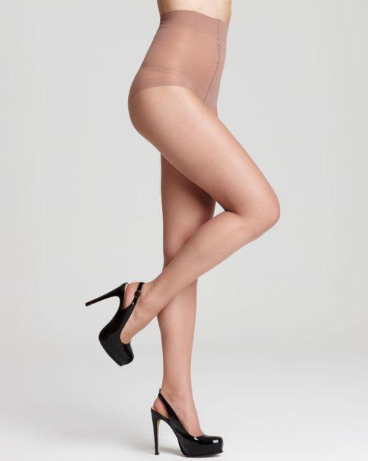 Donna Karan - Multicolor Control Top Tights - Lyst
