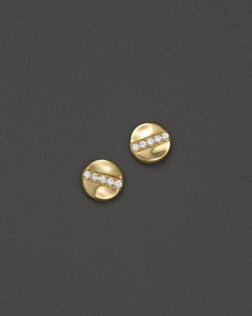 Ippolita - Metallic 18k Glamazon® Stardust Stud Earrings With Diamonds - Lyst