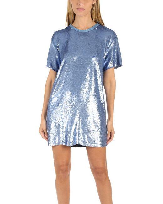 IRO - Blue Nabara Dress - Lyst