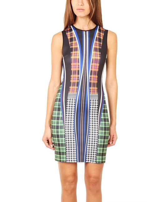 Clover Canyon - Multicolor Dublin Sleeveless Dress - Lyst