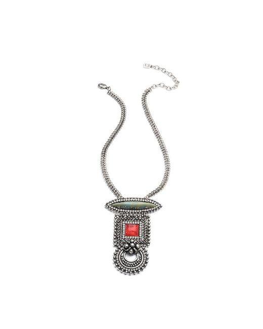 DANNIJO - Metallic Aida Necklace - Lyst