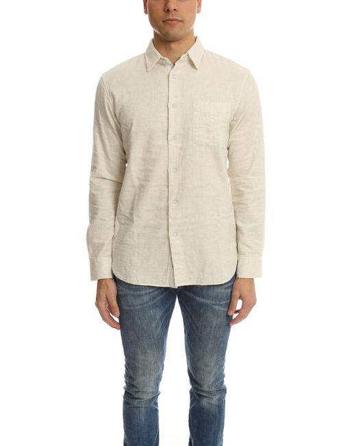 Rag & Bone | White Beach Shirt Ivory for Men | Lyst