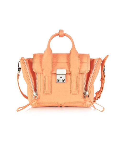 3.1 Phillip Lim | Orange Pashli Mini Satchel | Lyst