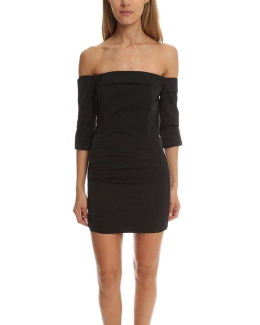 American Retro | Black Louise Mini Dress | Lyst