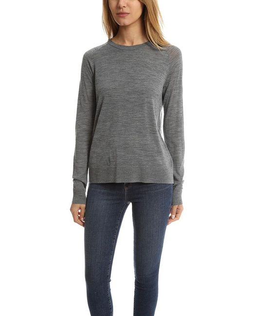 A.L.C. | Gray Tyler Sweater | Lyst