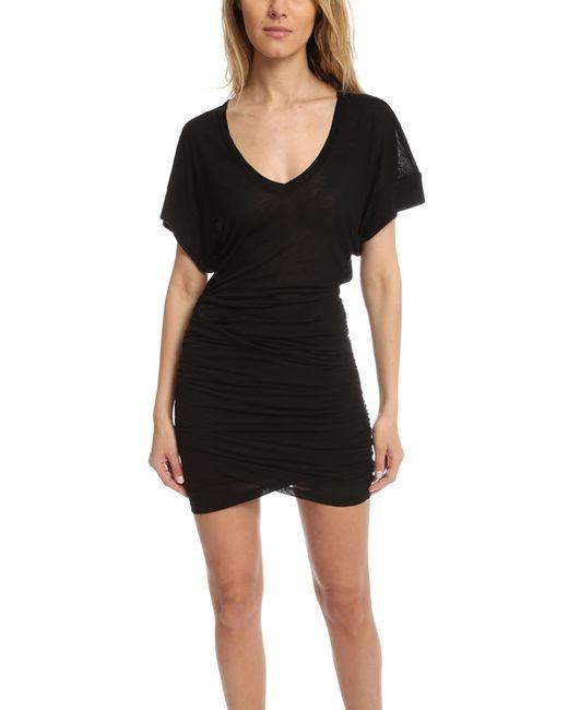 IRO | Black Ginger Dress | Lyst