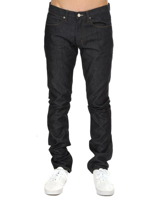 Acne - Blue Max Raw Jean for Men - Lyst