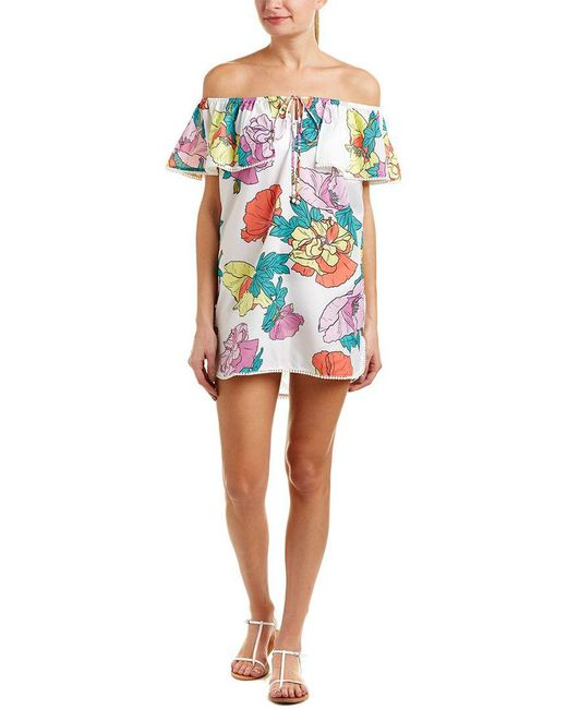6 Shore Road By Pooja - White South Bay Cover-up - Lyst