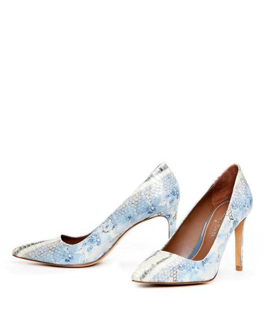 Donald J Pliner - Blue Donald J Pliner Womens Phillo Pointed Toe Classic Pumps - Lyst