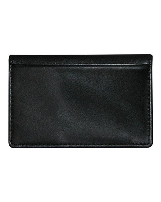 Dopp - Black Men's Regatta Deluxe Card Case for Men - Lyst