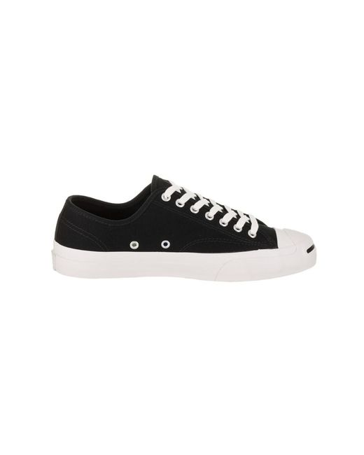 f202f3e9ad40 ... Converse - Black Unisex Jack Purcell Pro Ox Casual Shoe for Men - Lyst  ...