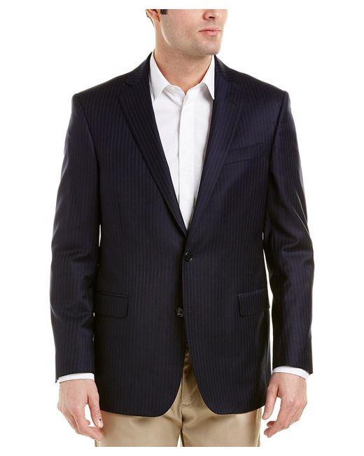 Brooks Brothers - Blue Explorer Regent Fit Wool-blend Sportcoat for Men - Lyst