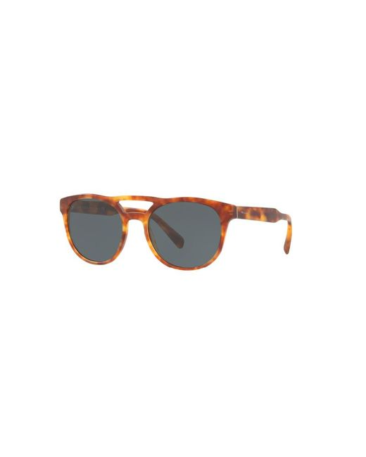 707bd32d7a9a Lyst - Prada Pr13ts Haj2k1 54mm Sunglasses in Gray for Men