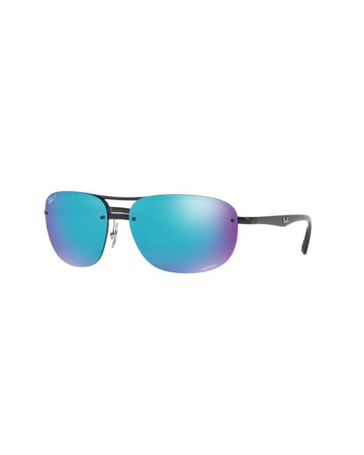 4df8ad9c81 Lyst - Ray-Ban Rb4275ch Sunglasses in Blue for Men