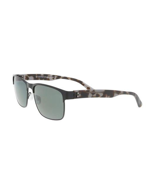Calvin Klein - Ck7378sp 26525 Black Modified Rectangle Sunglasses for Men - Lyst