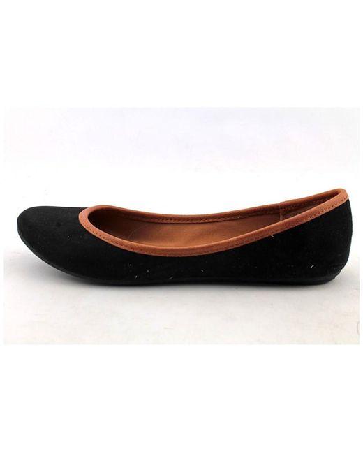 American Rag | Black Womens Celia Ballet Flats Closed Toe Loafers | Lyst