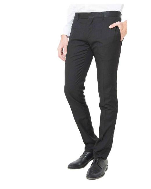 Antony Morato - Men's Black Polyester Pants for Men - Lyst