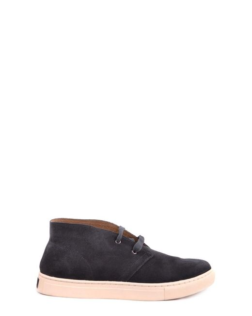 Ralph Lauren | Gray Men's Mcbi251106o Grey Suede Sneakers for Men | Lyst