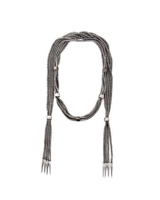 Nicole Romano | Metallic Laelia Necklace | Lyst
