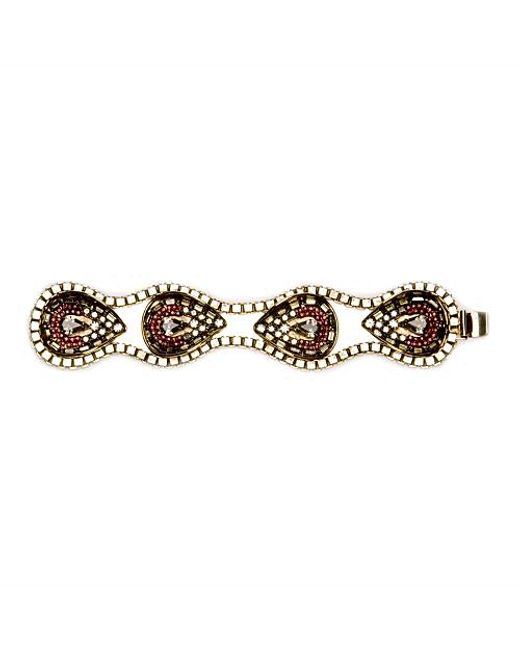 Nicole Romano | Metallic Borgia Bracelet | Lyst