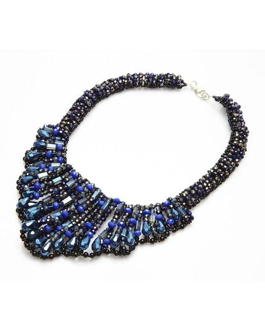 Nakamol | Multicolor Bontãƒâ© Necklace-cobalt | Lyst
