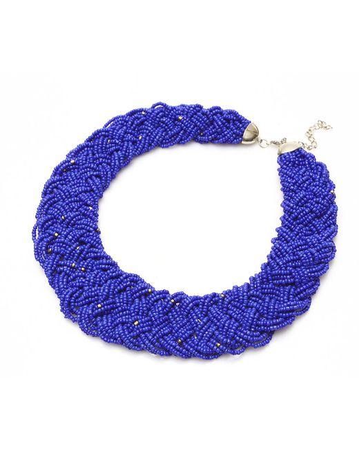 Nakamol | Multicolor Marja Necklace-cobalt | Lyst