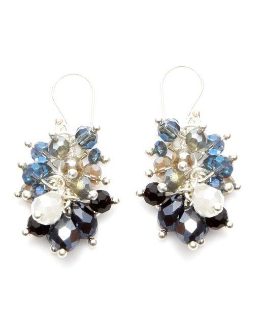 Nakamol | Multicolor Freesia Earrings-montana | Lyst