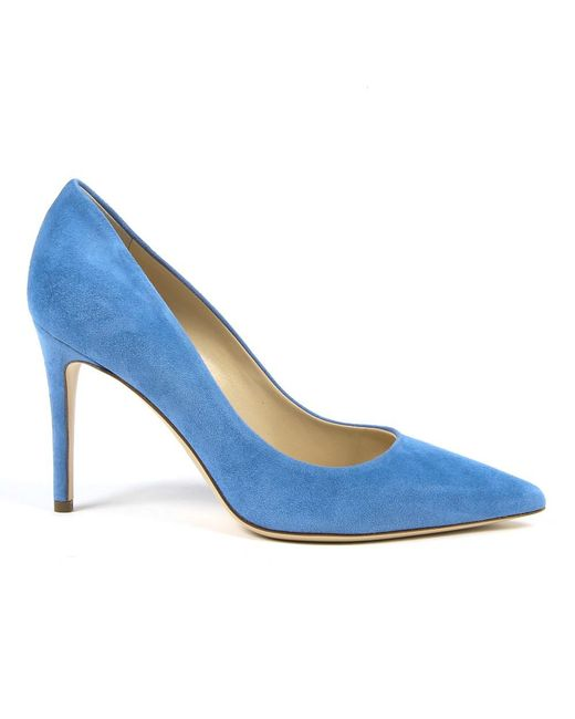 Andrew Charles by Andy Hilfiger - Womens Pump Blue Memphis - Lyst