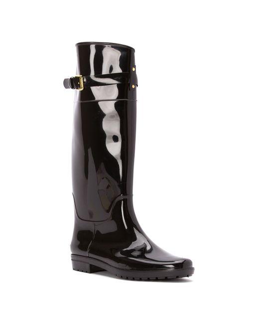 Perfect Lauren Ralph Lauren Rossalyn 2 PVC Rain Boot  Black  Womens  10