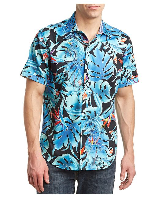 Robert Graham | Multicolor Bamboo Orchid Long-sleeve Sport Shirt for Men | Lyst