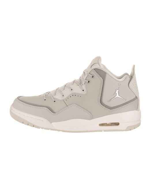 7425cdf74f9 ... Lyst Nike - Gray Nike Men's Courtside 23 Basketball Shoe for Men ...