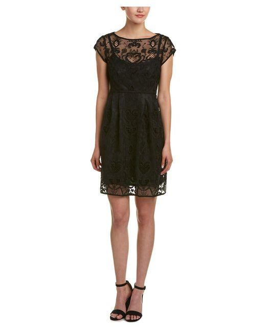 Nanette Lepore - Black I Want You Sheath Dress - Lyst