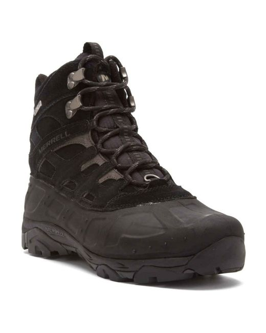 Merrell | Black Brevard Chukka for Men | Lyst