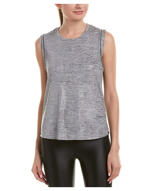 Koral - Gray Activewear Press Tank - Lyst